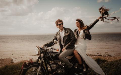 Mariage rock n'roll - Le Bonheur Commence Ici