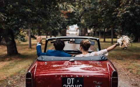 Mariage de Aurélie & Thomas - Le Bonheur Commence Ici
