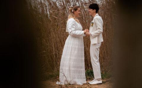 Mariage Aurélie & Sara - Le Bonheur Commence Ici