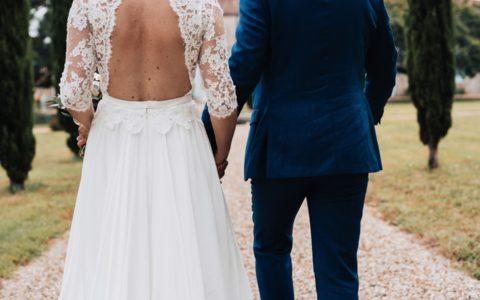 Mariage Aurélie & Thomas - Le Bonheur Commence ici